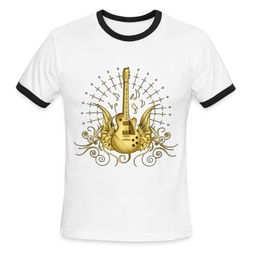 Beat - Men's Ringer T-Shirt