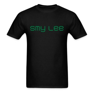 Smy Lee: Text Only - Men's T-Shirt