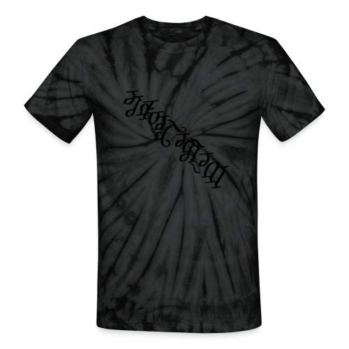 government - Unisex Tie Dye T-Shirt