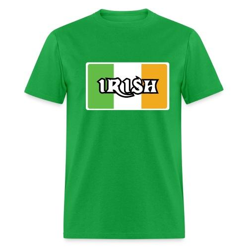 Irish&Flag Green - Men's T-Shirt