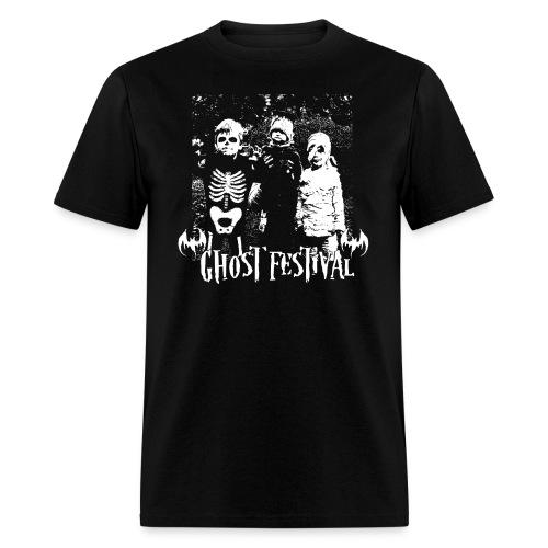 ghost festival - Men's T-Shirt