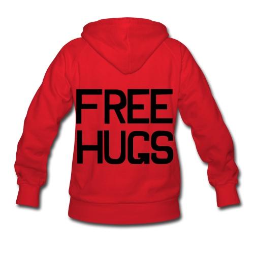 HUGS Pullover - Women's Hoodie