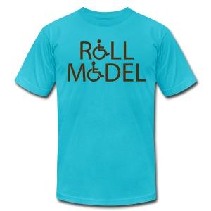 Roll Model Shirt - Men's Fine Jersey T-Shirt