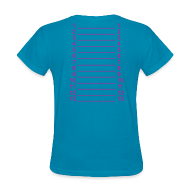 T-Shirts ~ Women's T-Shirt ~ Plain Length Shirt SL+