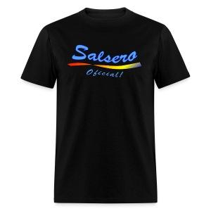 Salsero Oficial T-shirt - Men's T-Shirt