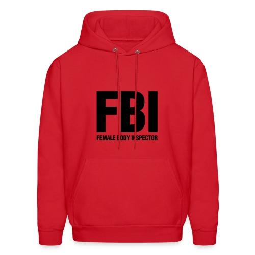 FBI hooded sweatshirt - Men's Hoodie