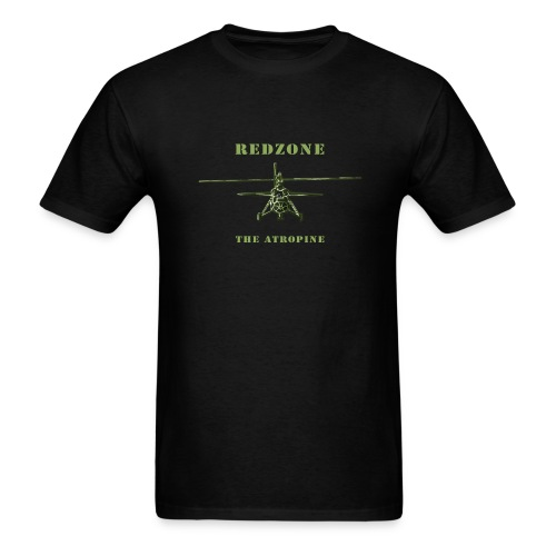 Redzone Atropine Men's Shirt - Men's T-Shirt