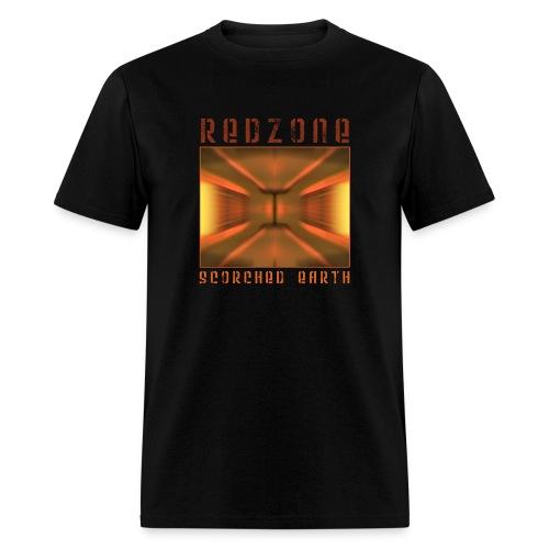 Redzone Scorched Earth Men's Shirt - Men's T-Shirt