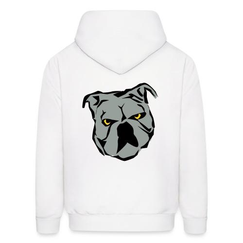 Bulldog - Men's Hoodie