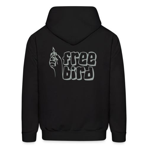 Free bird - Men's Hoodie