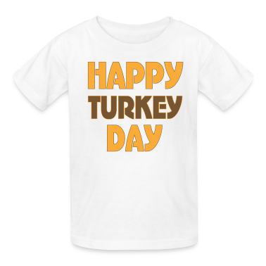 Thanksgiving Happy Turkey Day t-shirt