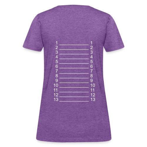 Plain Length Shirt APL+ - Women's T-Shirt