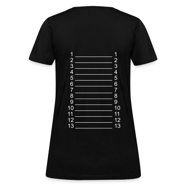 Plain Length Shirt APL+