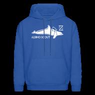 Hoodies ~ Men's Hoodie ~ hug a dolphin in this classic quality hoodie