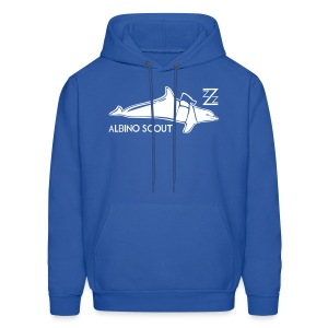 hug a dolphin in this classic quality hoodie - Men's Hoodie