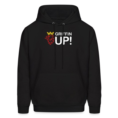 GRIFFIN UP! color  - Men's Hoodie