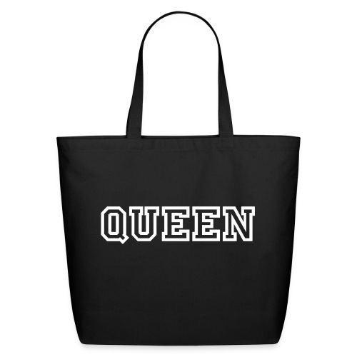 Queen Tote - Eco-Friendly Cotton Tote