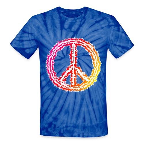 Im not a Hippie - Unisex Tie Dye T-Shirt