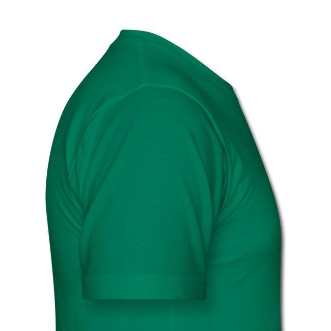 I Heart Pizza AA T, Green