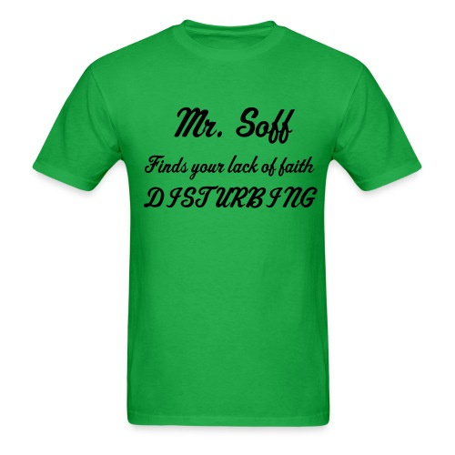 Soff Front and Back jersey - Men's T-Shirt
