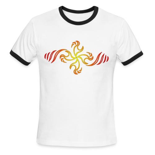 Tessawhorl 1 - Men's Ringer T-Shirt