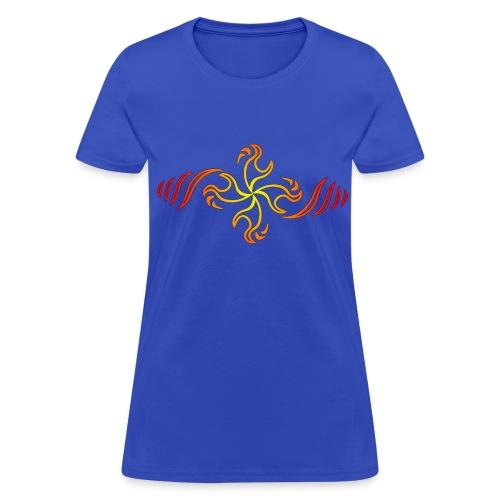 Tessawhorl 1 - Women's T-Shirt