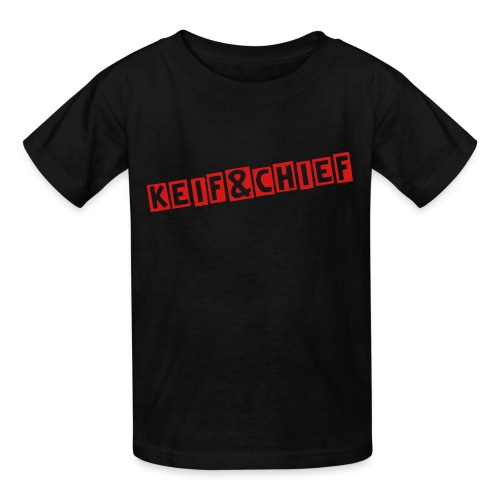 Keif and Chief Official Logo of 2010 - Kids' T-Shirt