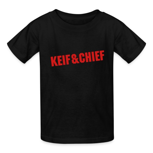 Keif and Chief Official Logo of 2009 - Kids' T-Shirt