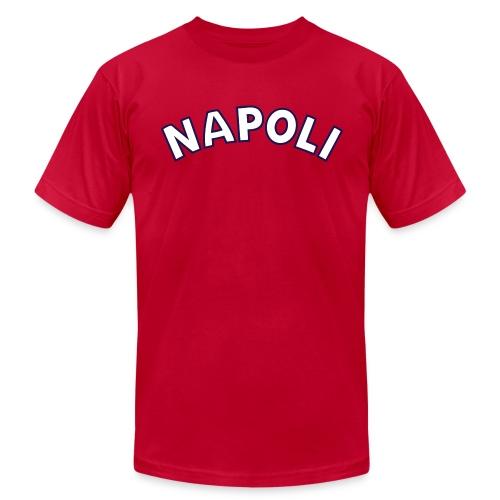 NAPOLI T, Blue - Men's  Jersey T-Shirt