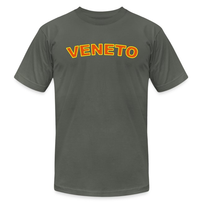 VENETO Region T, Black