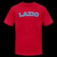 T-Shirts ~ Men's T-Shirt by American Apparel ~ LAZIO Region T, Light Blue