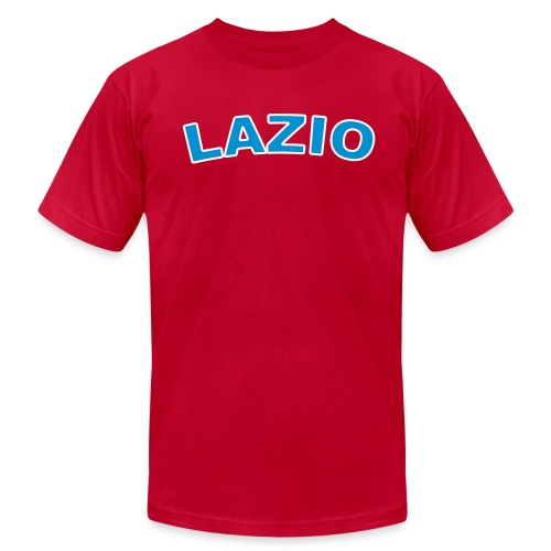 LAZIO Region T, Light Blue - Men's Fine Jersey T-Shirt