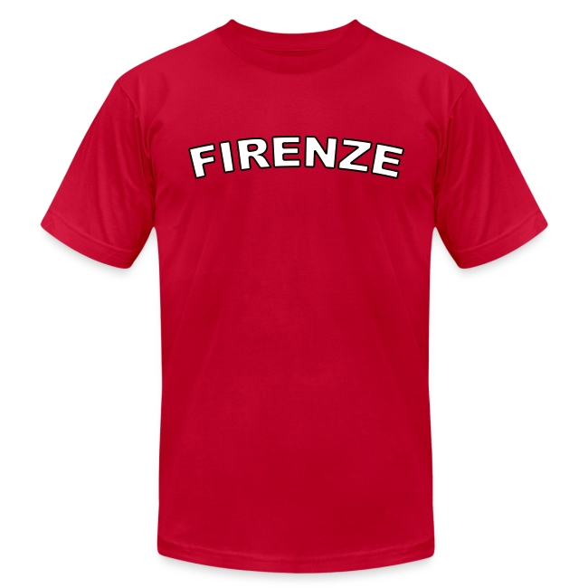FIRENZE Region T, Red