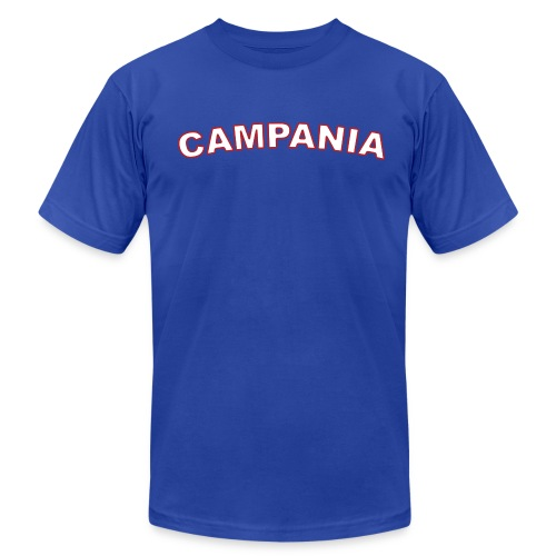 CAMPANIA Region T, Royal Blue - Men's Fine Jersey T-Shirt