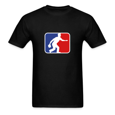 Black bowl_league T-Shirts