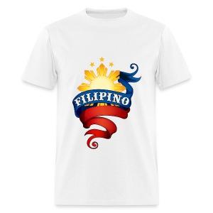 FILIPINO t-shirt - Men's T-Shirt