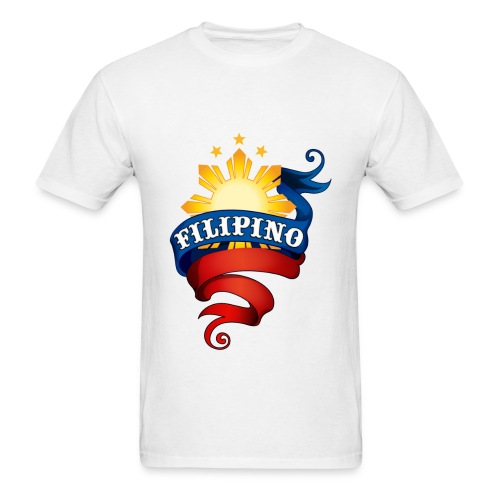 FILIPINO t-shirt - Men's T-Shirt