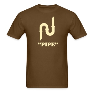 PIPE - Men's T-Shirt