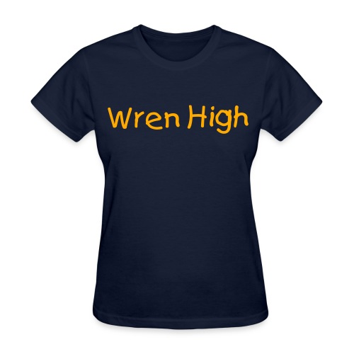 Wren High (girls) - Women's T-Shirt