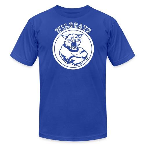 Wildcats - Men's Fine Jersey T-Shirt