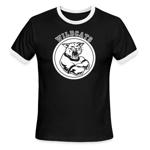Wildcats - Men's Ringer T-Shirt