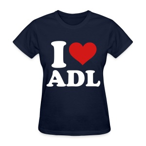 Women's I Love ADL Shirt - Women's T-Shirt