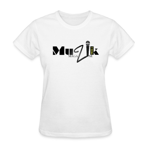 Womens Muzik Mill Magazine Tee - Women's T-Shirt