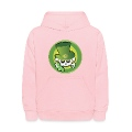 Pink Cute Irish Skull Sweatshirts