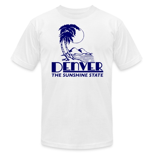 Denver - Men's Fine Jersey T-Shirt