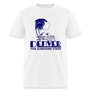 Denver - Men's T-Shirt