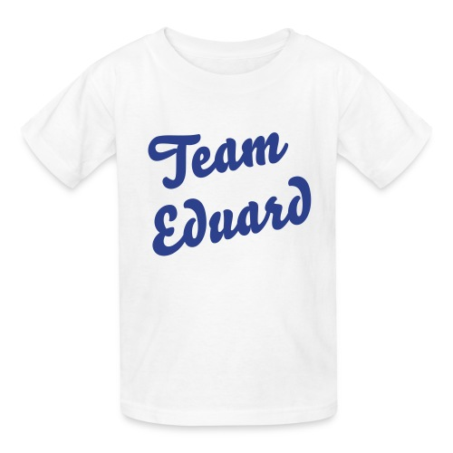 Team Ed Kids T - Kids' T-Shirt