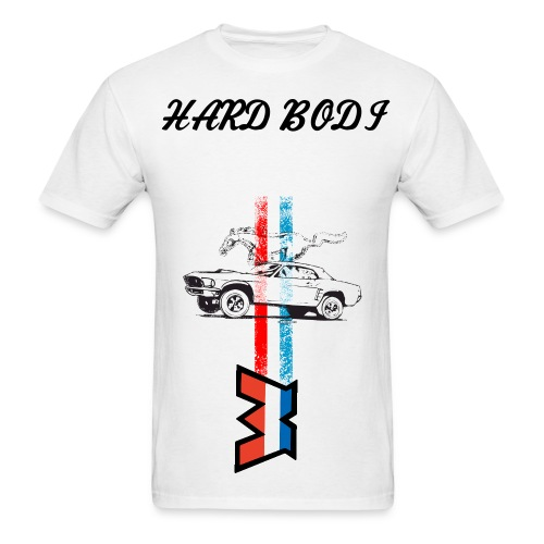 Hard Bodi - Men's T-Shirt