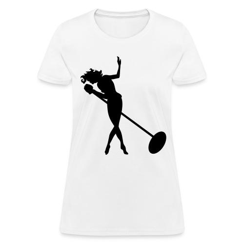 Singer / Actress - Women's T-Shirt