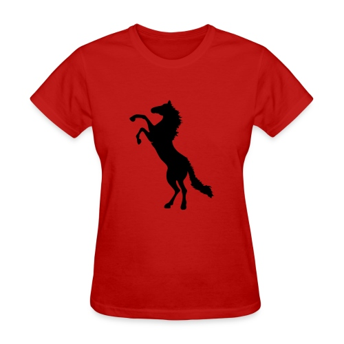 ustang - Women's T-Shirt